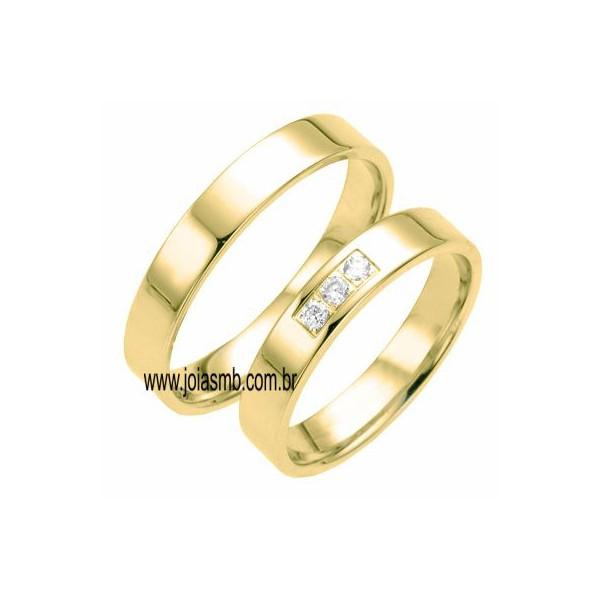 Alianças de Casamento Capão Bonito