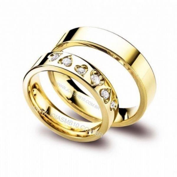 Alianças de Casamento Guaratinguetá