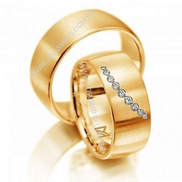 Alianças de Casamento Mococa