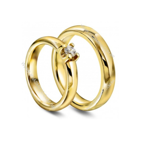 Alianças de Casamento Asa Sul