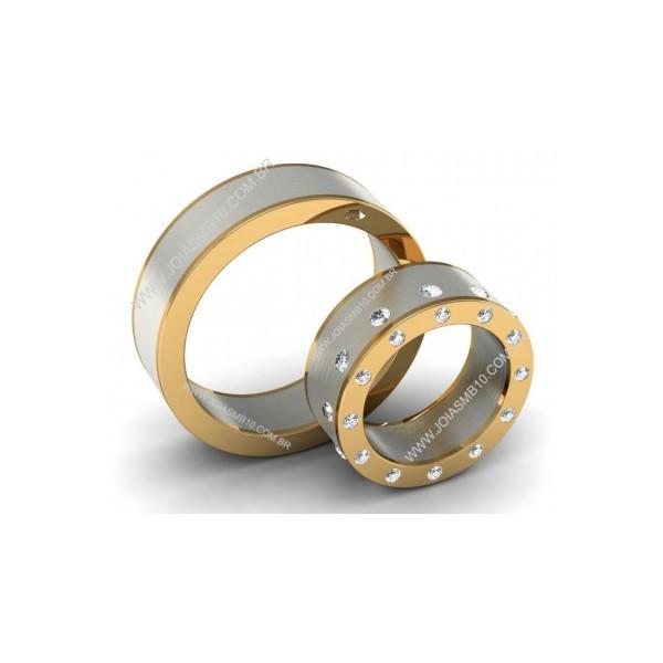 Alianças de Casamento Monte Carmelo