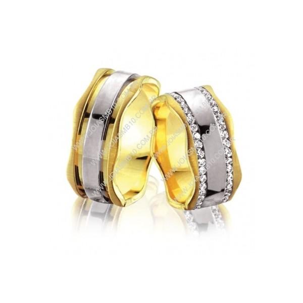 Alianças de Casamento Cambui