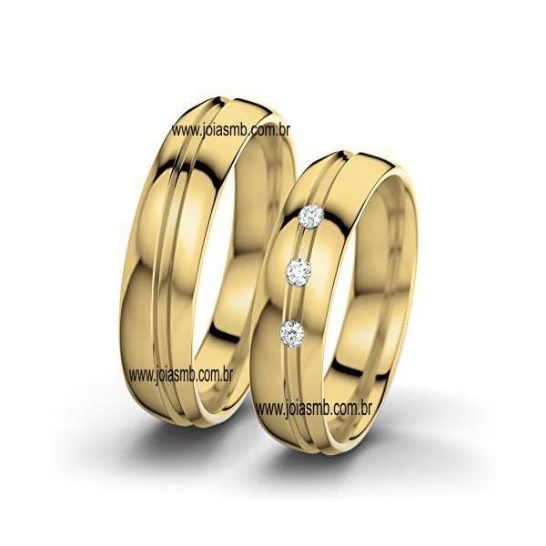 Alianças de Casamento Caraguatatuba