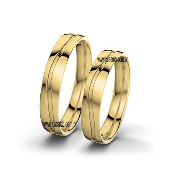 Alianças de Casamento Jaú