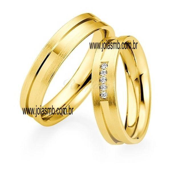 Alianças de Casamento Telêmaco Borba