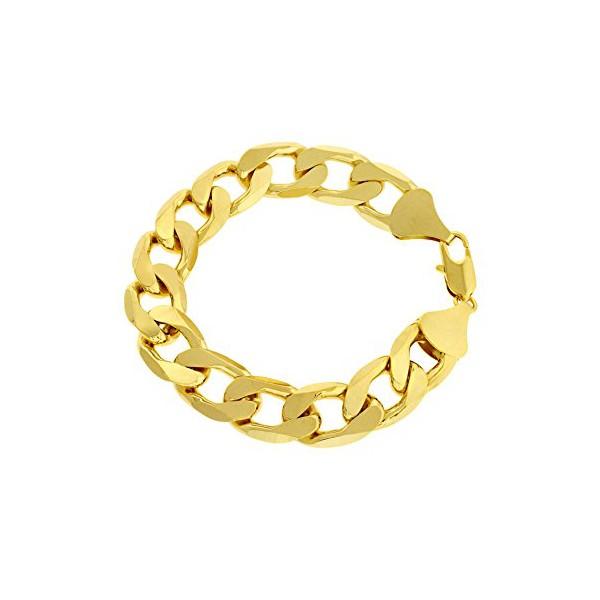 Pulseira de Ouro Aparecida de Goiania