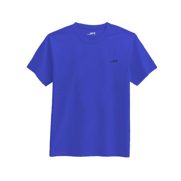 Camiseta Masculina Básica - Azul Royal