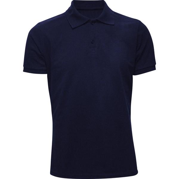 Camisa Polo Masculina Marinho