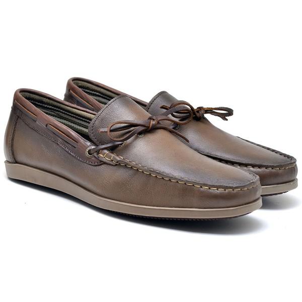 Sapato Mocassim Caramelo 600