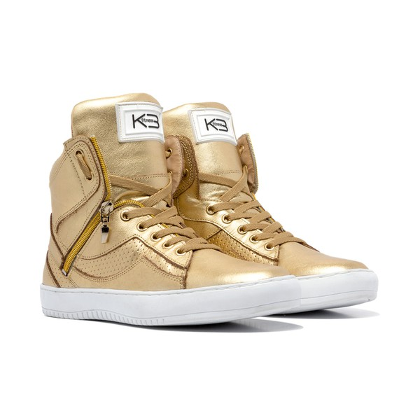 Sneaker Feminino K3 Fitness Pretty Gold
