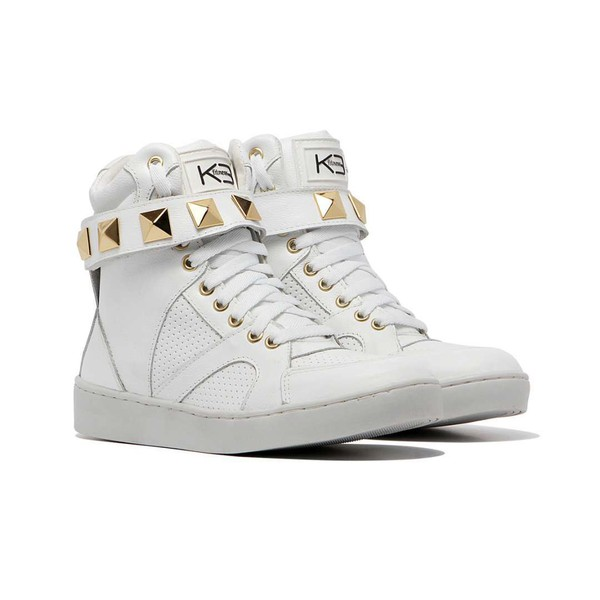 Sneaker Feminino K3 Fitness Single Branco