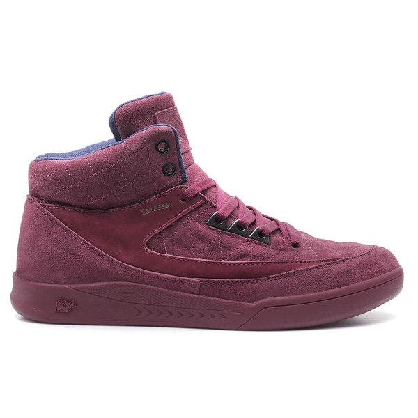 TÊNIS SKATE WORDPLAY BORDO - LANDFEET