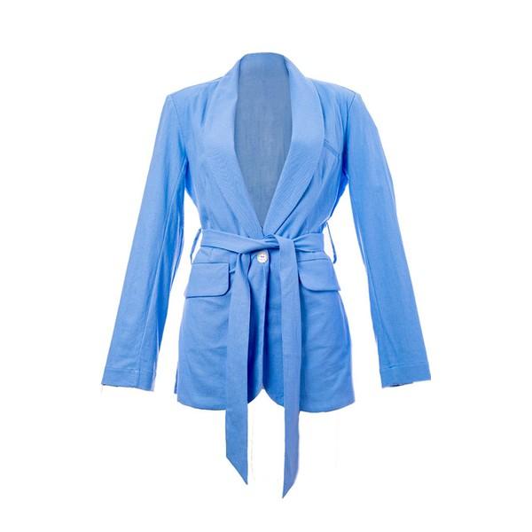 Blazer Arielle Azul