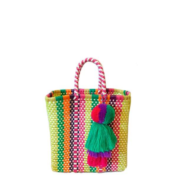 Bolsa Tulum P Multicolors