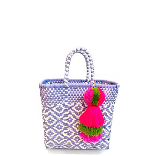 Bolsa Tulum P Lilac