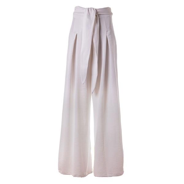 Calça Pantalona Luma Branca