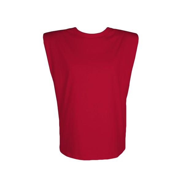 Regata Muscle Vermelha