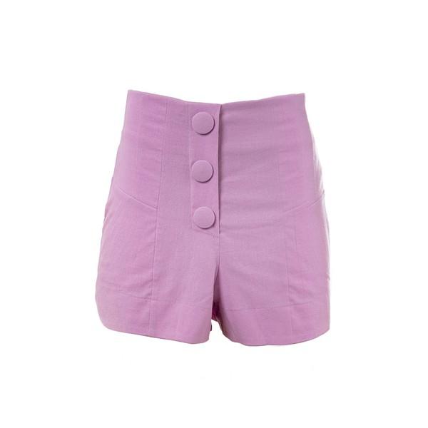 Shorts Alexa Lilás