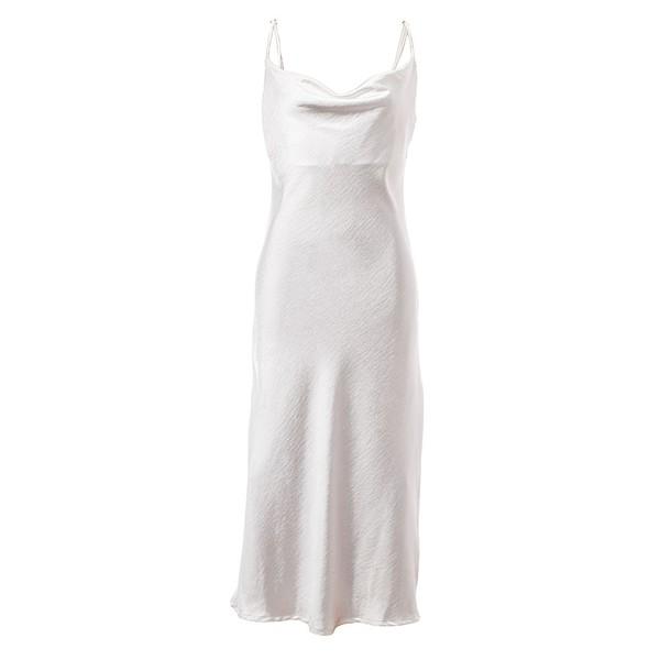 Classic - Sleep Dress Off White