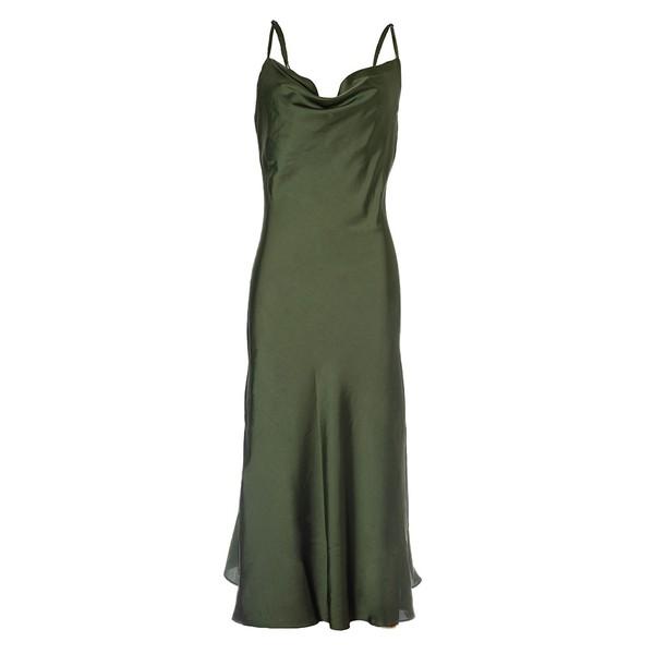 Colors - Sleep Dress Verde Militar