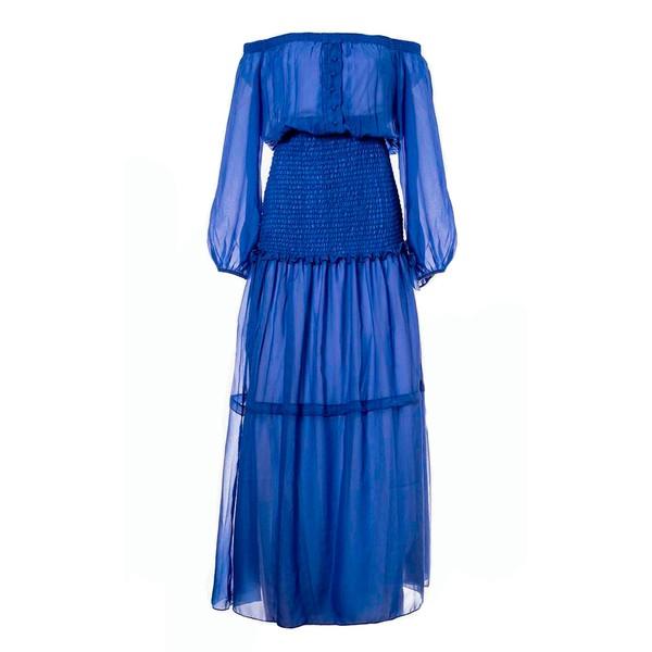 Vestido Sofia Azul