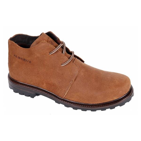 Sapato Adventure em Couro Camurça na Cor Branca 8422