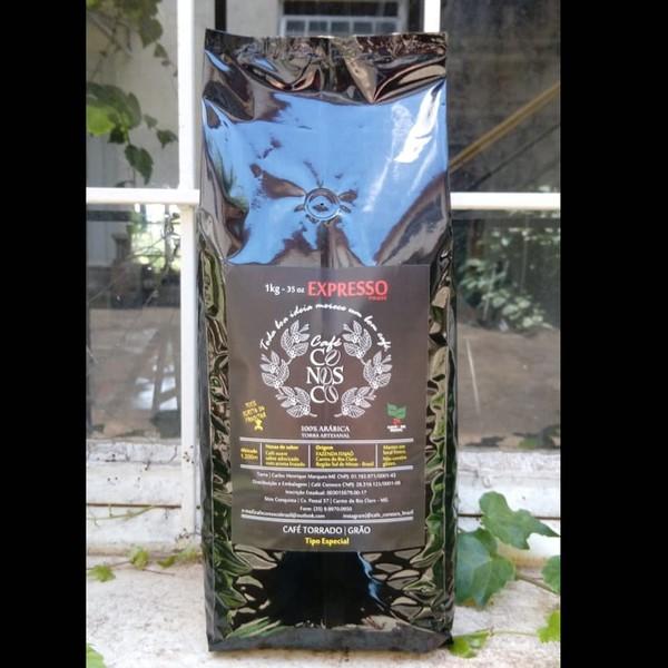 Café Conosco - Torrado em Grãos - 1kg