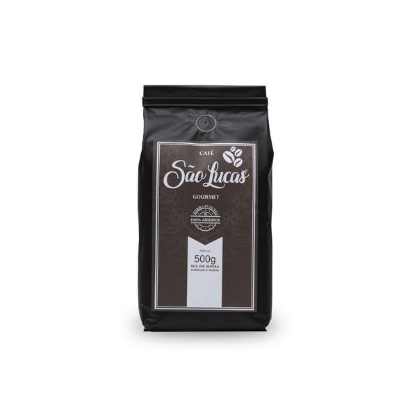 Kit com 5 Kg de Café São Lucas - variados (Torra Média e Intensa)
