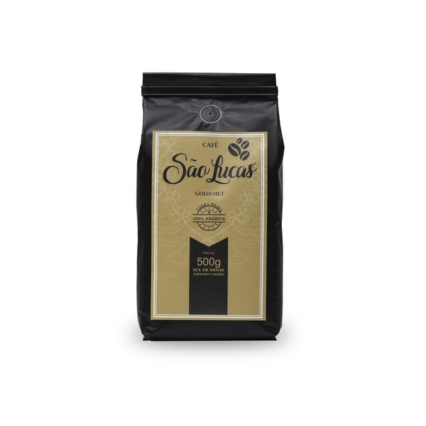 Café São Lucas - Torrado e Moído - 500g