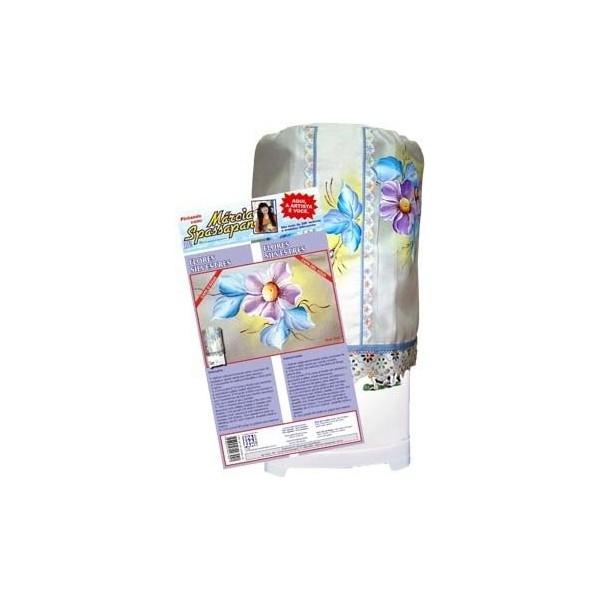 Kit Capa D'água Para Pintura Márcia Spassapan Mod. 002