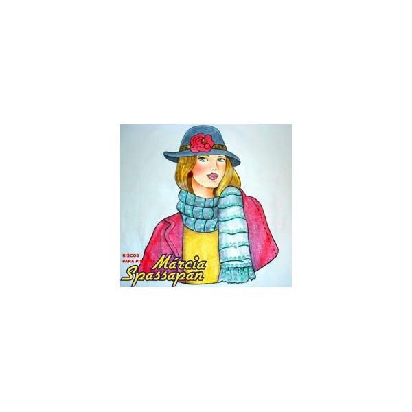 Foto e Risco Rostos Personalizados 0263