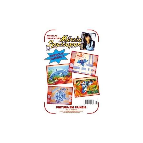 Apostila Para Pintura Painéis e Caixinhas Edição 28