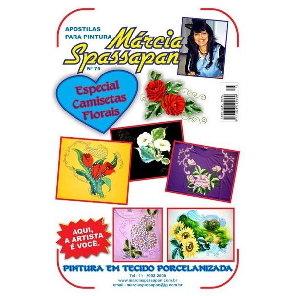 Apostila Para Pintura Camisetas Edição 75