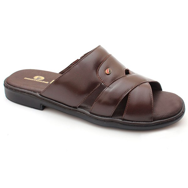 Chinelo Masculino - Marrom - 535-MR