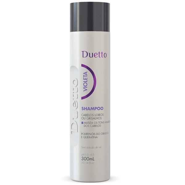 Shampoo Violeta Duetto 300ml