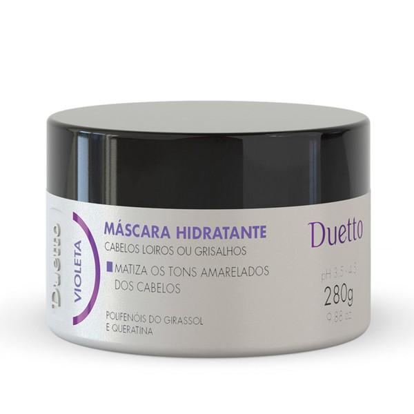 Máscara Hidratante Violeta Duetto 280g