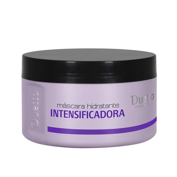 Mascara Hidratante Intensificador - Cabelos Loiros E Grisalhos Duetto 280g
