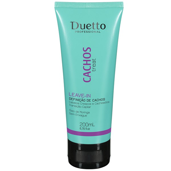 Leave-in - Cachos Treat Duetto 200ml