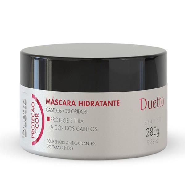 Mascara Hidratante Proteção Da Cor Duetto 280g