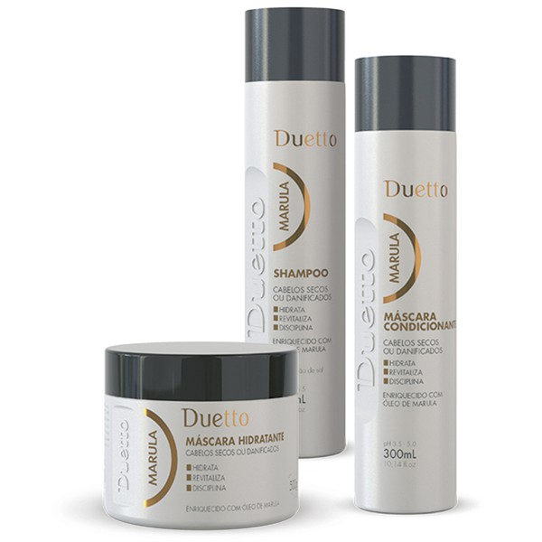 Kit Home Care Marula Duetto 500g