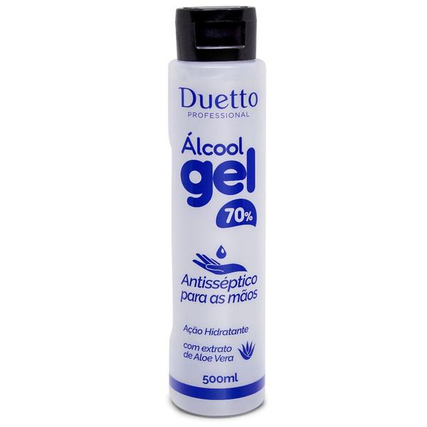 Álcool em Gel Duetto 500ml Promoção