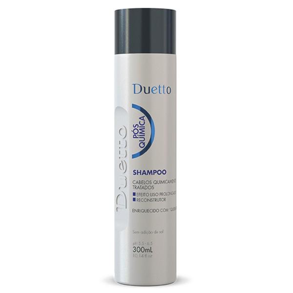 Shampoo Pós Química Duetto 300 ml