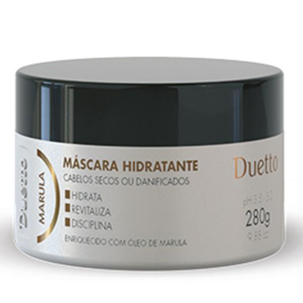 Máscara Hidratante Marula Duetto 280g