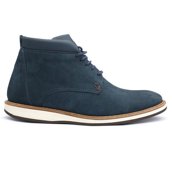 Boot Masculino Stone Francajel Royal em Couro