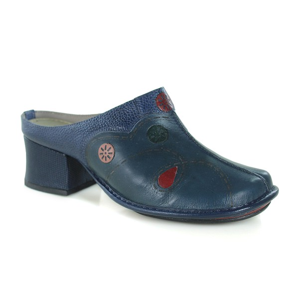 Sapato New Kelly Navy Em Couro J.Gean