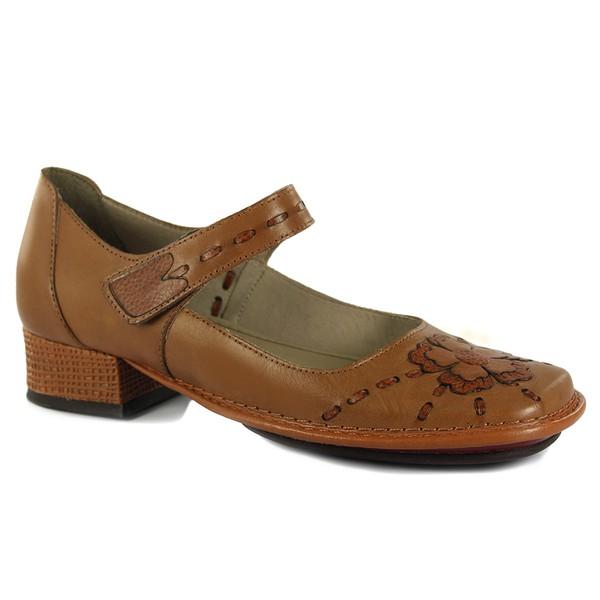 Sapato New Mariah Em Couro Tamara J.Gean