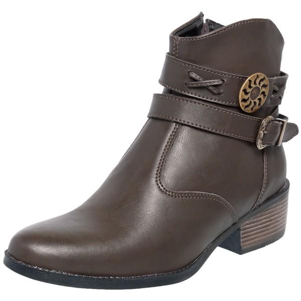 Bota Mega Boots Cano Curto