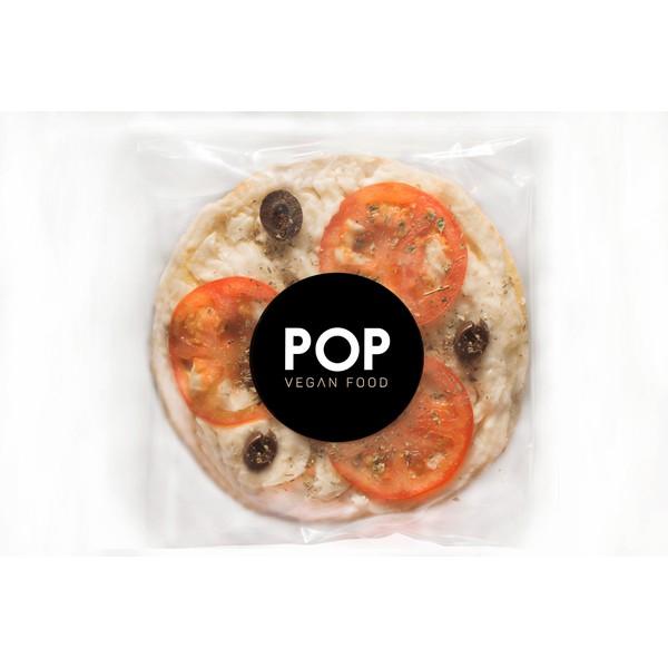 Pizza Tradicional Pop Vegan Food