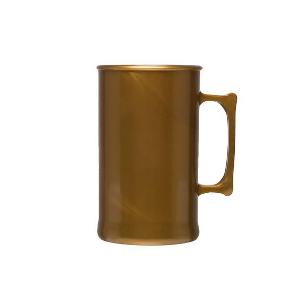 Caneca Chopp Dourada - Caixa com 50 unidades