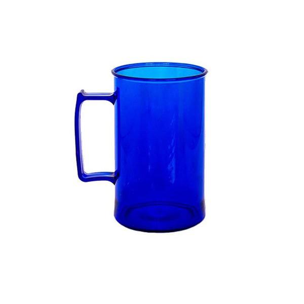 Caneca Chopp Azul - Caixa com 100 unidades